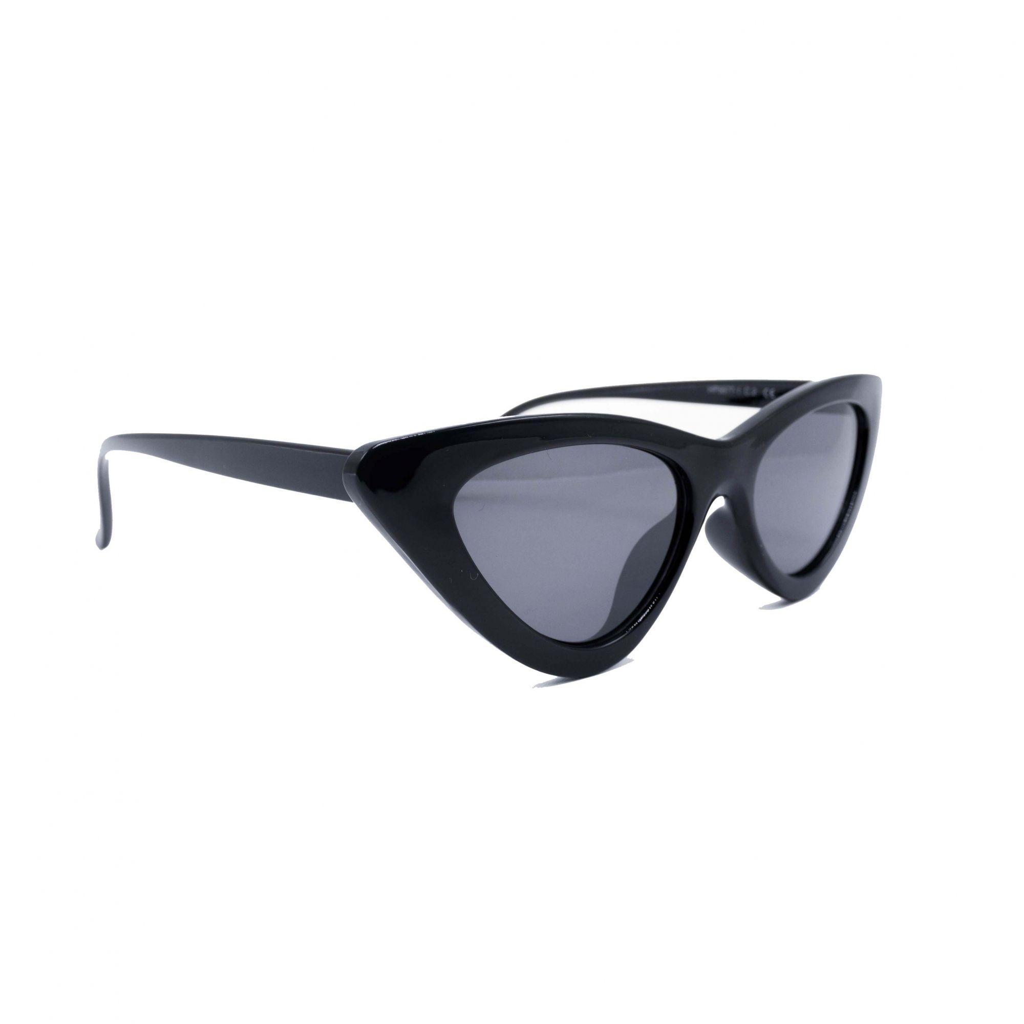 """Óculos Vintage """"VOGUE"""" Preto"""