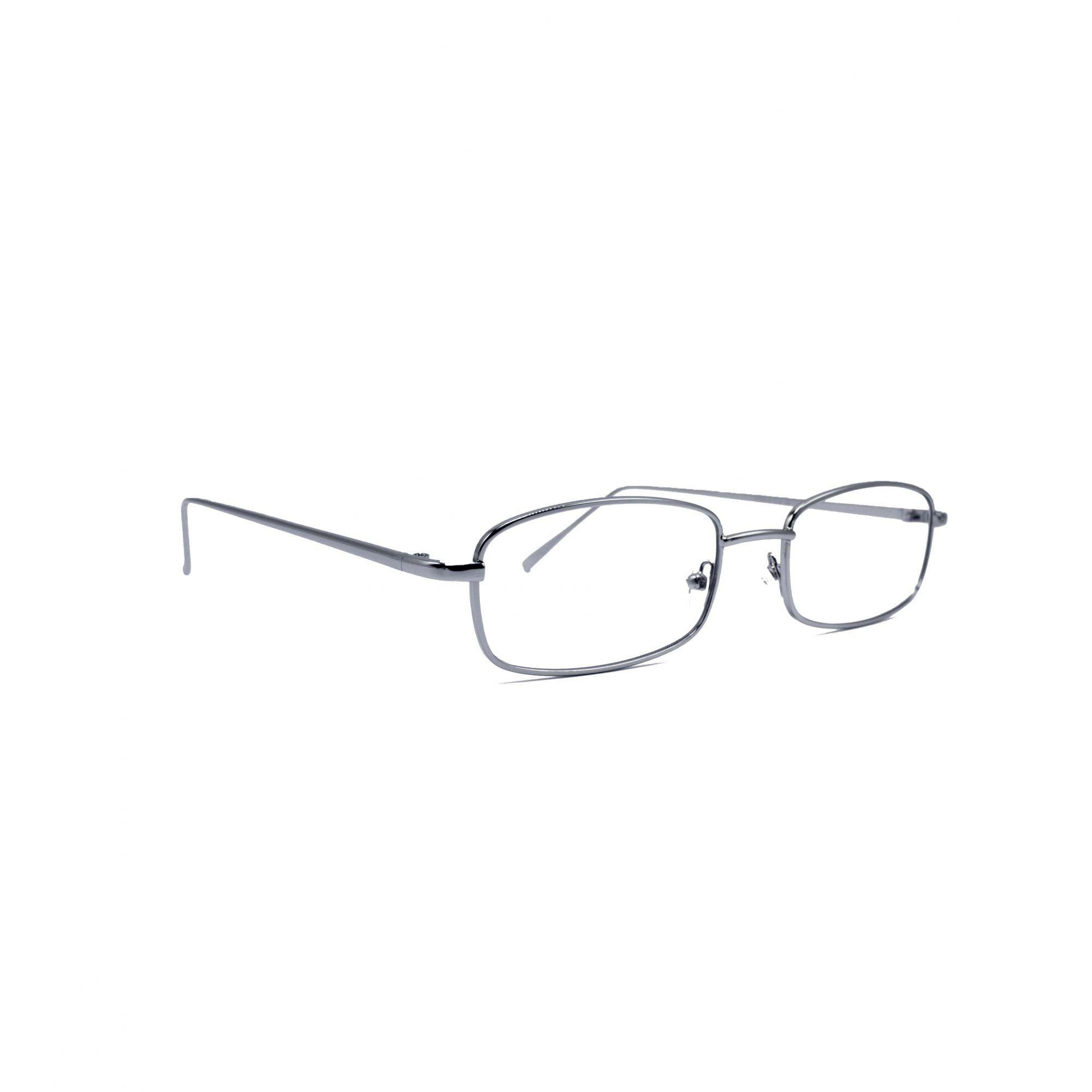 """Óculos Vintage """"Russian Killer"""" Prata"""