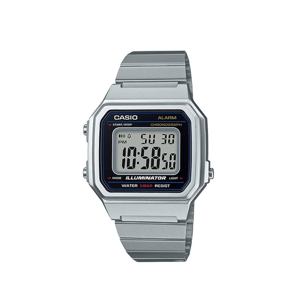 Relógio Casio B650WD-1A Prata