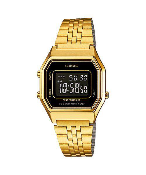 Relógio Casio LA680WGA-1B Black