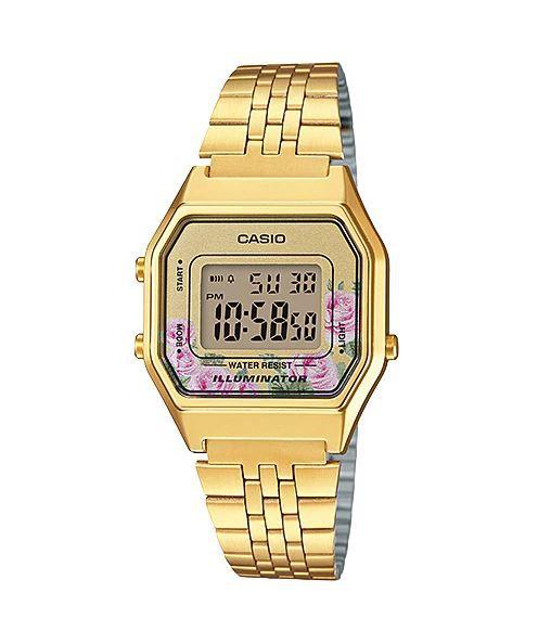 Relógio Casio LA680WGA-4C