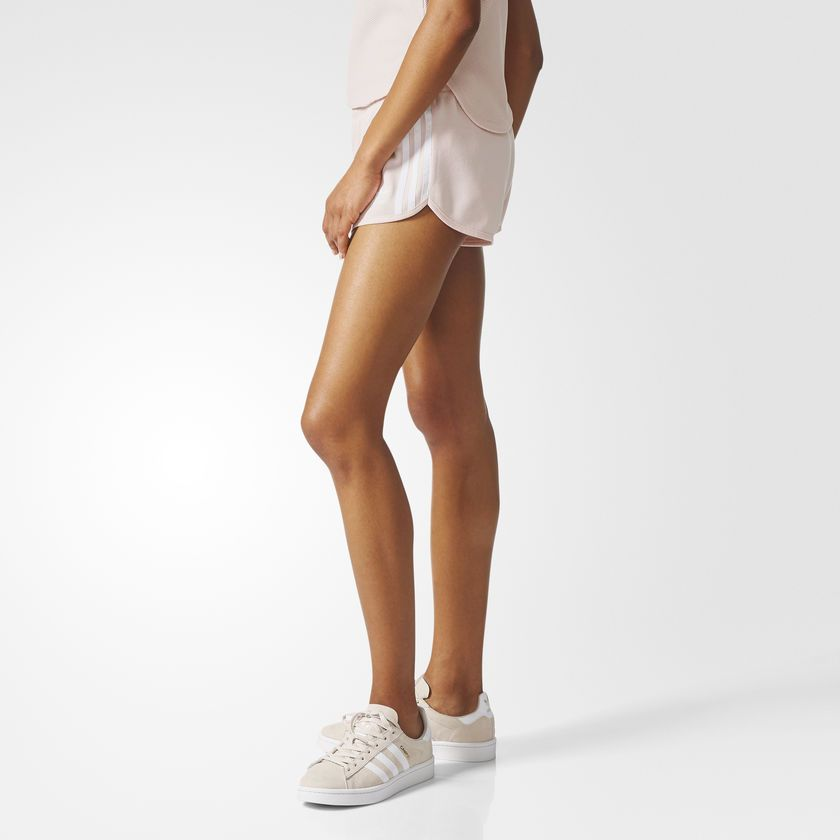 SHORTS ADIDAS REGULAR FEMININO