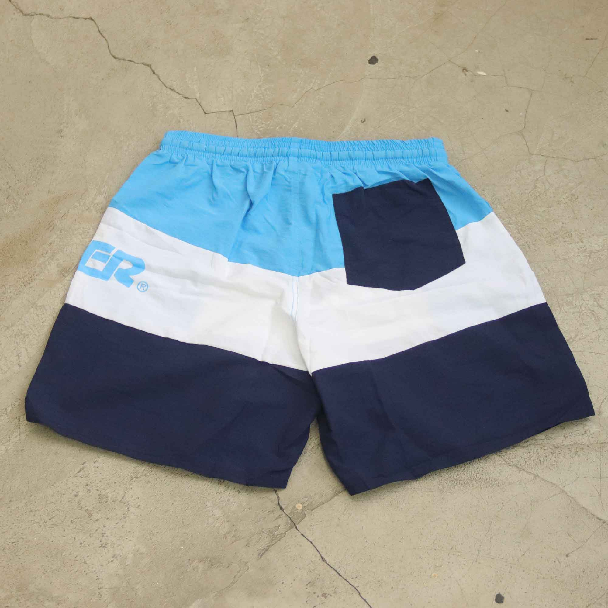 "Shorts Starter ""Colors"" Azul/Branco"