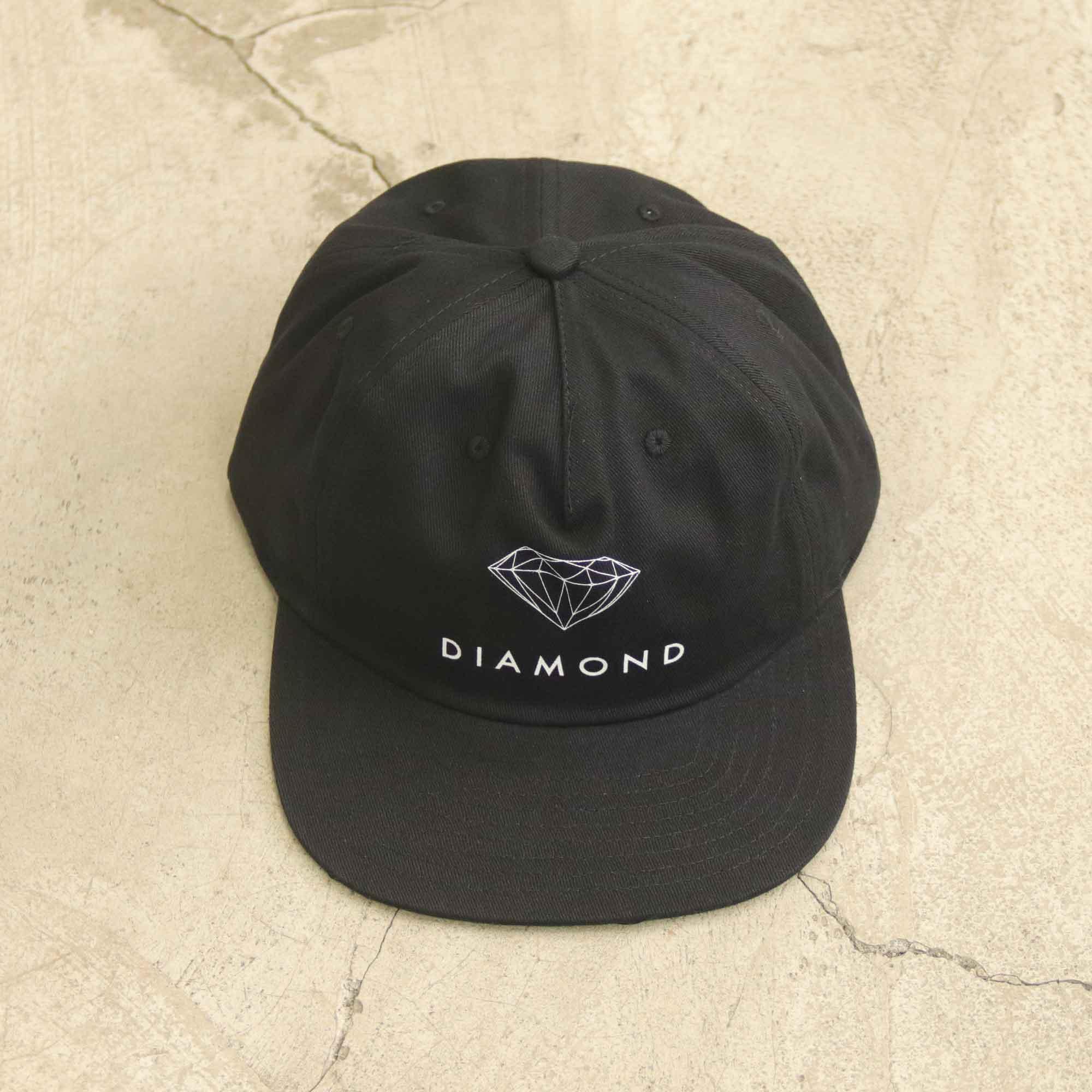 Snapback Diamond Desconstruido