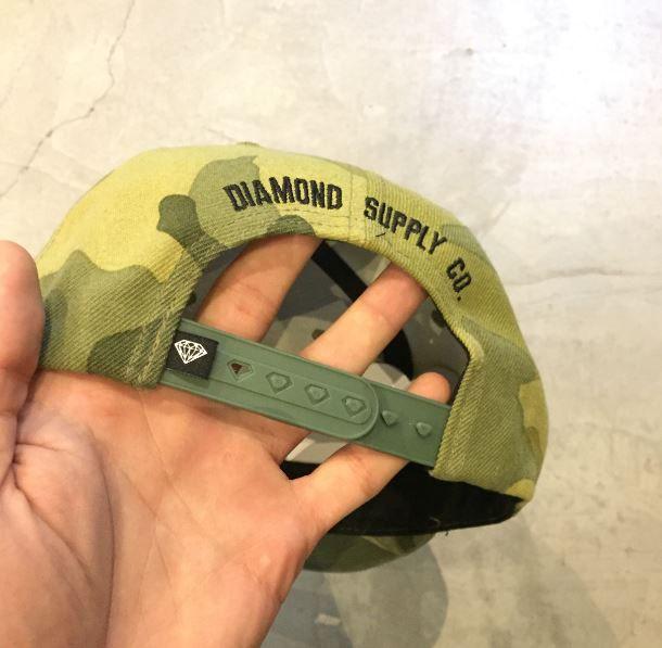 "SNAPBACK DIAMOND ""DSC"" CAMO"