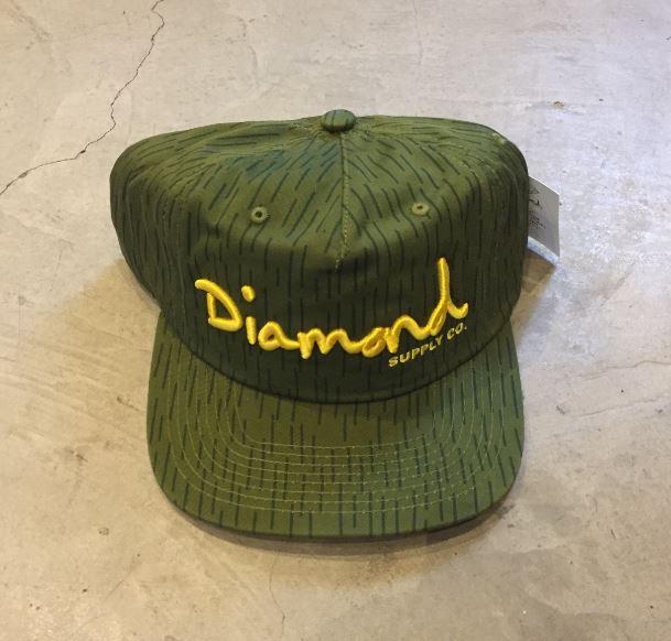 "SNAPBACK DIAMOND ""OG SCRIPT"" DESCONSTRUÍDO CAMO"