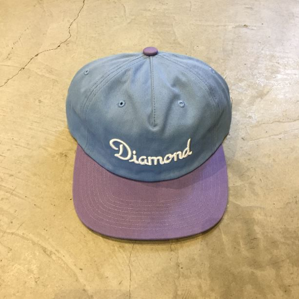 STRAPBACK DIAMOND