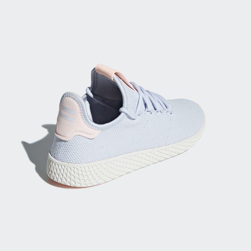 chaussures de sport aed6f 0350c Tênis Adidas Pharrell Williams Tennis HU A/A/C - Overcome ...