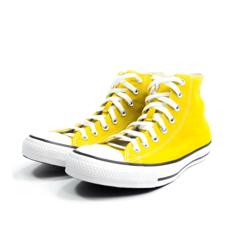 e34f89a45 Tênis Converse Chuck Taylor All Star Amarelo Branco - Overcome Clothing