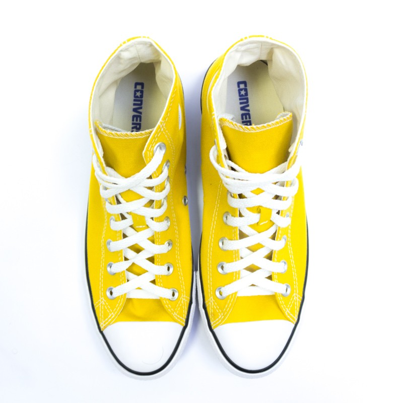 Tênis Converse Chuck Taylor All Star Amarelo/Branco