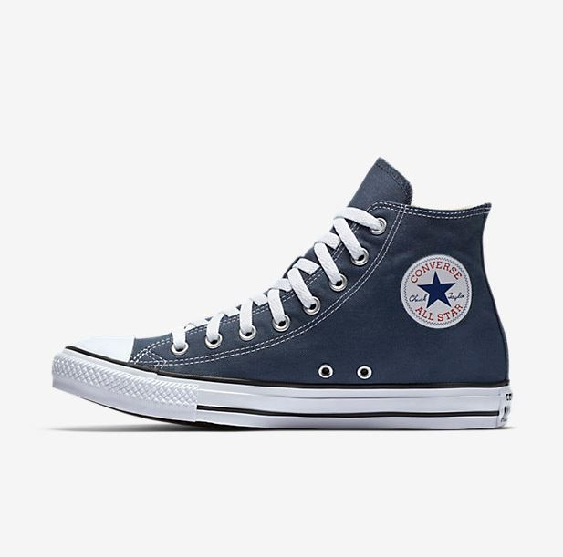 91bfc81d11 Tênis Converse Chuck Taylor All Star Azul - Overcome Clothing