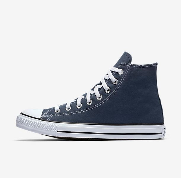 9f14d84db6 Tênis Converse Chuck Taylor All Star Azul - Overcome Clothing