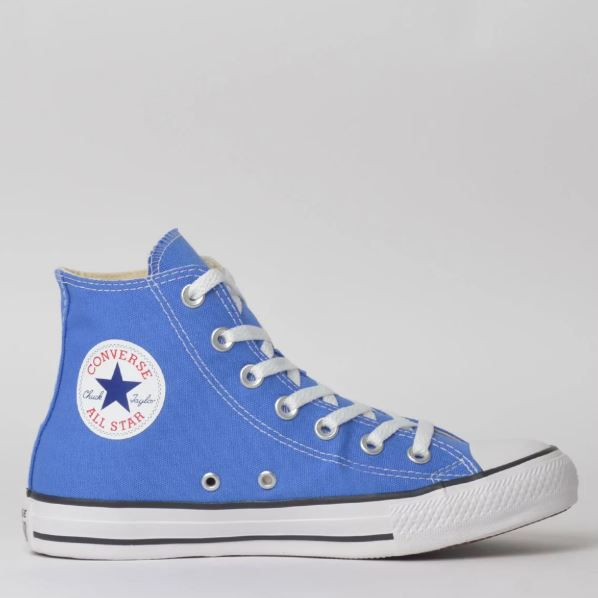 Tênis Converse Chuck Taylor All Star Azul Aurora/Preto/Branco