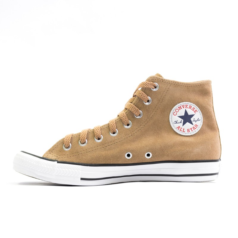 54e7360c61 Tênis Converse Chuck Taylor All Star Bege/Branco - Overcome Clothing