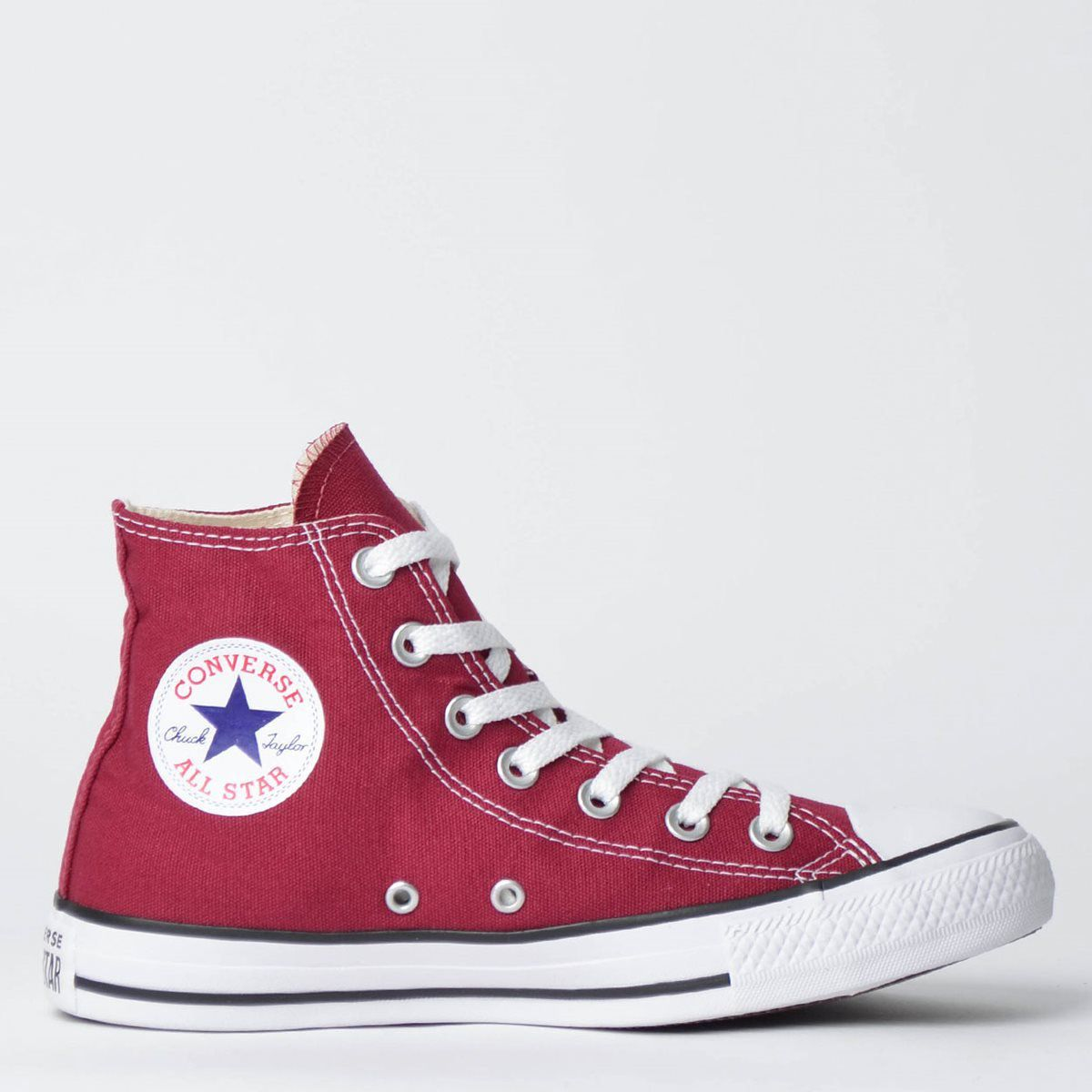 Tênis Converse Chuck Taylor All Star Bordô/Branco