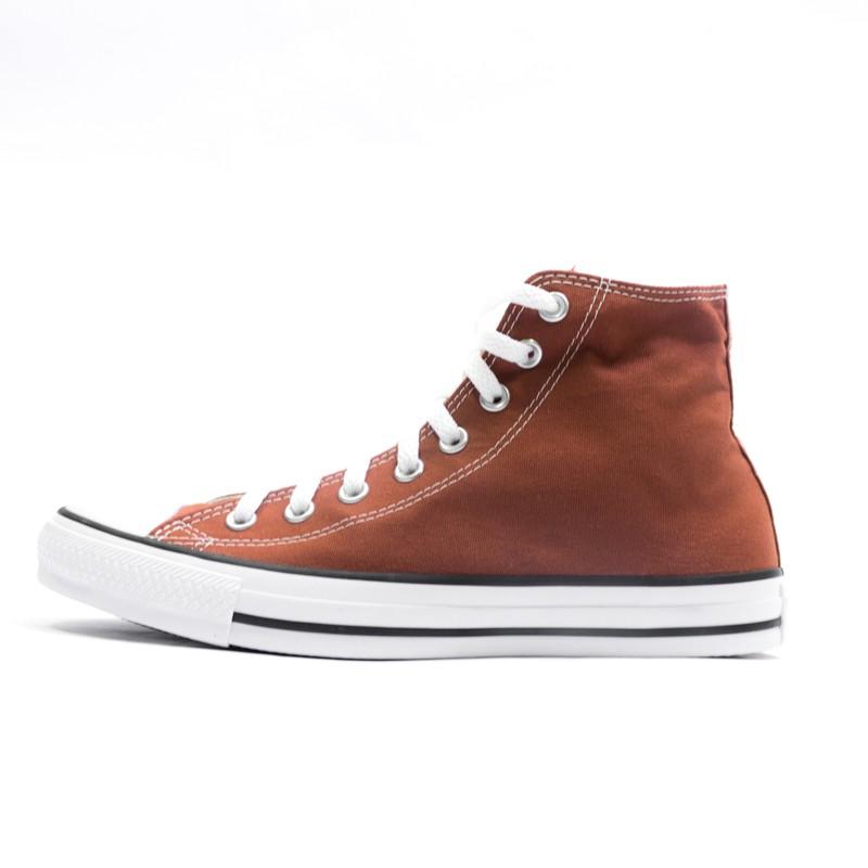 e0cf57b1f6c Tênis Converse Chuck Taylor All Star Pedra Vermelha Preto Branco - Overcome  Clothing