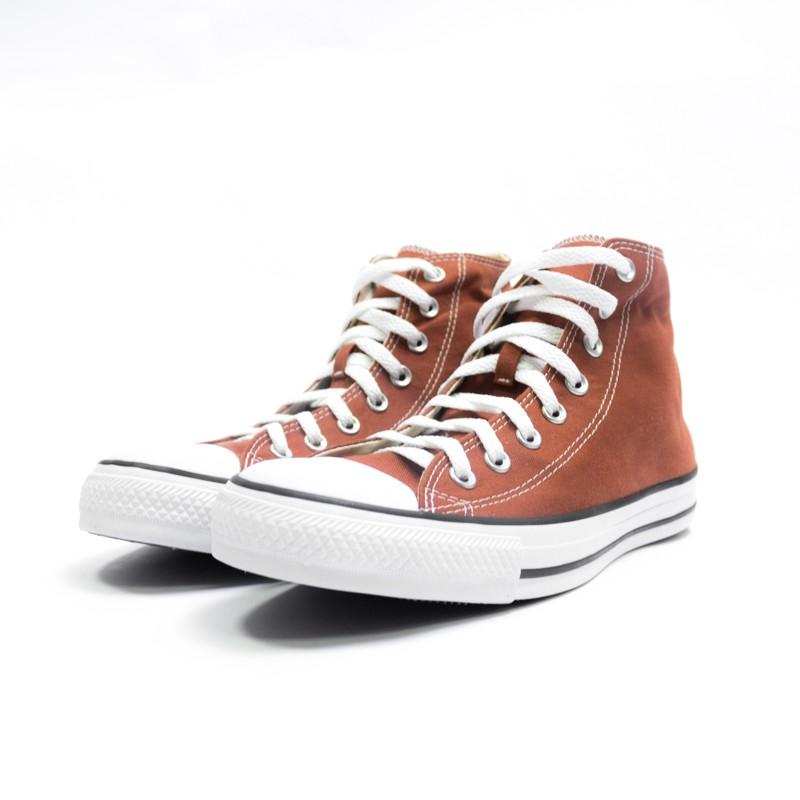 08ac154552 ... Tênis Converse Chuck Taylor All Star Pedra Vermelha Preto Branco - Overcome  Clothing e827042ec64791 ...