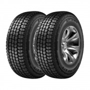 Kit 2 Pneus Aptany Aro 16 265/75R16 RU007 AT 10 Lonas 123/120R