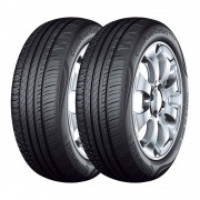 Kit 2 Pneus Continental Aro 15 185/60R15 ContiPowerContact 88H