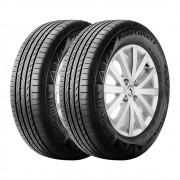 Kit 2 Pneus Continental Aro 16 205/55R16 PowerContact 2 91V