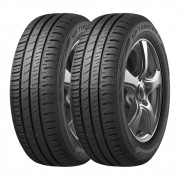 Kit 2 Pneus Dunlop Aro 14 185/70R14 SP Touring R1 88T