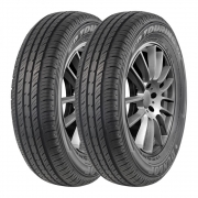 Kit 2 Pneus Dunlop Aro 15 215/70R15 SP Touring T1 98T