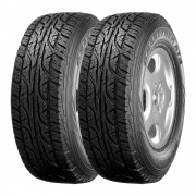 Kit 2 Pneus Dunlop Aro 15 225/70R15 Grandtrek AT-3 100T