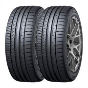 Kit 2 Pneus Dunlop Aro 17 225/45R17 SP Sport Maxx 050 91W