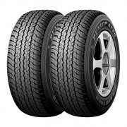 Kit 2 Pneus Dunlop Aro 18 265/60R18 Grandtrek AT-25 110H