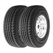 Kit 2 Pneus Firestone Aro 16 215/80R16 Destination AT 107S