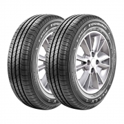 Kit 2 Pneus Goodyear Aro 13 165/70R13 Edge Touring 79T