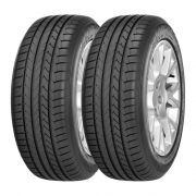Kit 2 Pneus Goodyear Aro 16 195/55R16 Efficientgrip 91V