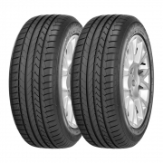 Kit 2 Pneus Goodyear Aro 17 215/60R17 Efficientgrip 96H