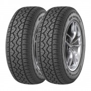 Kit 2 Pneus GT Radial Aro 16 265/70R16 Adventuro AT3 111T