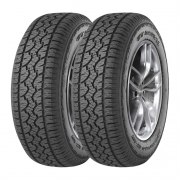 Kit 2 Pneus GT Radial Aro 17 265/70R17 Adventuro AT3 113T