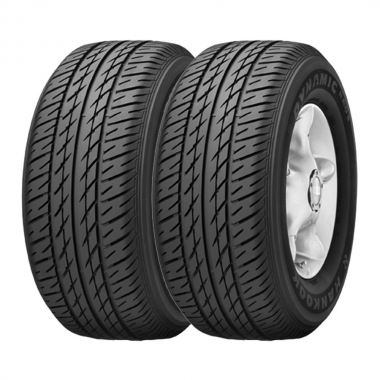 Kit 2 Pneus Hankook Aro 15 255/60R15 Dynamic RA-03 102H