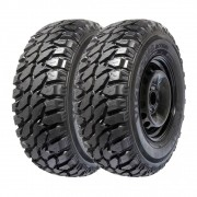 Kit 2 Pneus Hifly Aro 16 265/75R16 MT-601 Vigorous 123/120Q