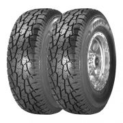 Kit 2 Pneus Hifly Aro 16 265/75R16 Vigorous AT601 10 Lonas 123/120R