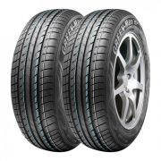Kit 2 Pneus Ling Long Aro 15 195/65R15 Green-Max HP010 91V