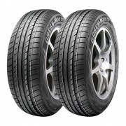 Kit 2 Pneus Ling Long Aro 15 205/60R15 Green-Max HP010 91H