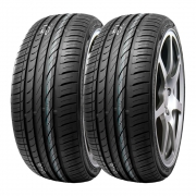 Kit 2 Pneus Ling Long Aro 18 205/40R18 Green Max 86W