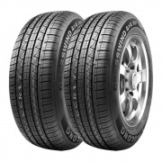Kit 2 Pneus Ling Long Aro 18 235/55R18 Crosswind 4x4 HP 104V