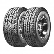 Kit 2 Pneus Maxxis Aro 16 315/75R16 Bravo AT-771 121/118R