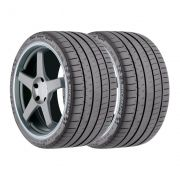 Kit 2 Pneus Michelin Aro 19 295/35R19 Pilot Super Sport 104Y