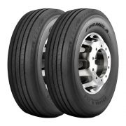 Kit 2 Pneus Pirelli Aro 22 1100R22 Formula Driver 16 Lonas 150/146L