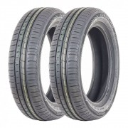 Kit 2 Pneus Roadking Aro 15 195/60R15 Argos Touring 88V