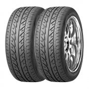 Kit 2 Pneus Roadstone Aro 18 245/40R18 N-1000 97Y