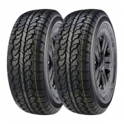 Kit 2 Pneus Royal Aro 16 225/70R16 Black AT 103T