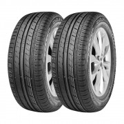 Kit 2 Pneus Royal Black Aro 17 205/45R17 Performance 88W