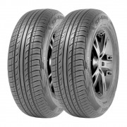 Kit 2 Pneus Sunfull Aro 16 215/55R16 SF-688 97V